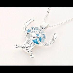 Jewelry - SALE Disney Stitch Wish pearl pendant necklace